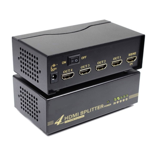HDMI SPLITTER 1 to 4