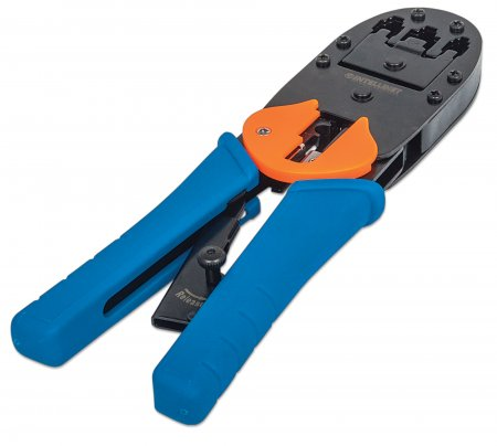 Modular Plug Crimping Tool RG59